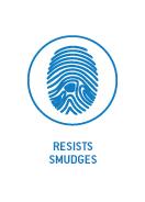 Resist Smudge